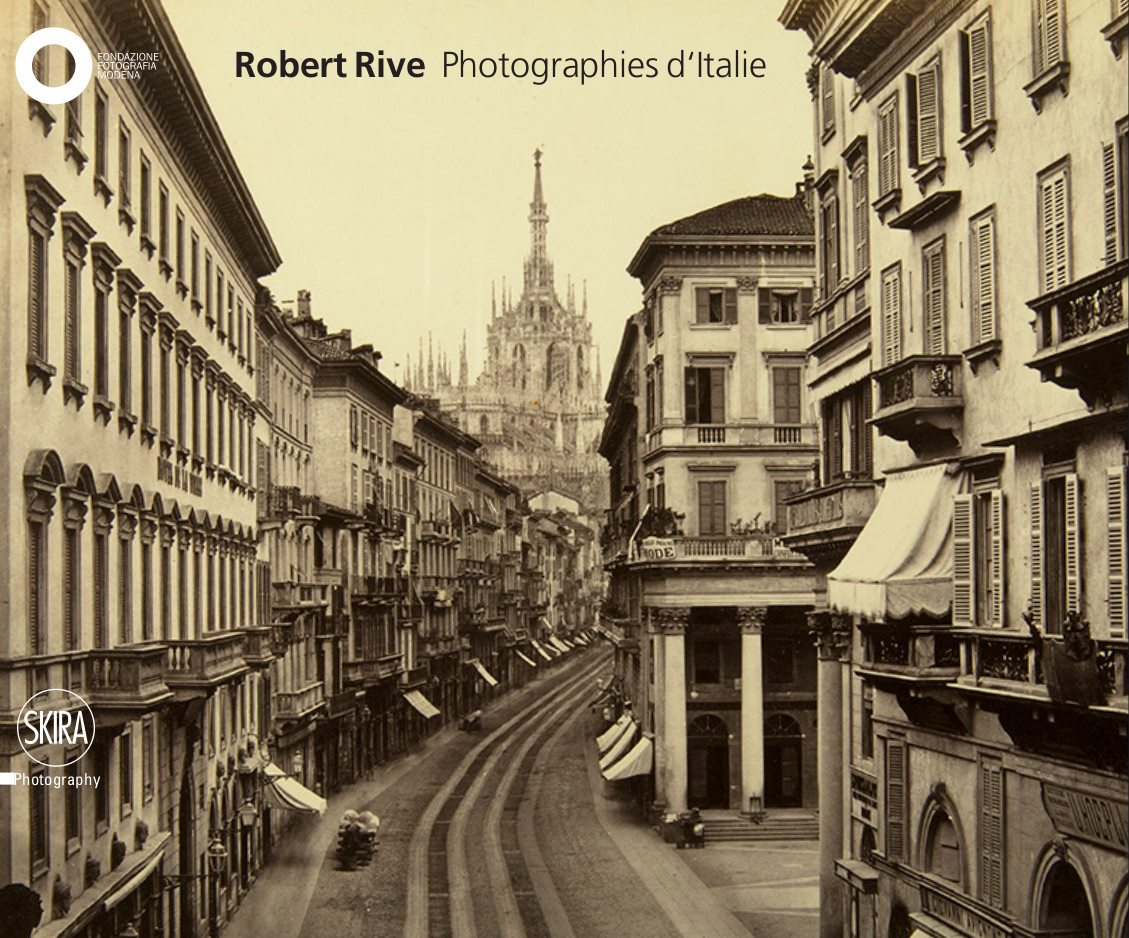 Robert Rive. Photographies d'Italie